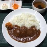 横濱崎陽軒シウマイBAR - シウマイカレー