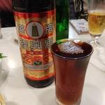 ラーメン哲史 - 紹興酒