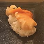だるま寿司 - 慌てて食べちゃってるけどね!あかGAY!
