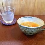 ジャム cafe 可鈴 - 野菜ゴロゴロミネストローネ