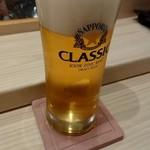 81884985 - 生ビール(クラシック)