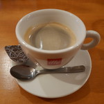 ビストロ ル カノン - コーヒー