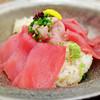 刺身としゃり 宮崎へべすステーキ なかむら - 料理写真:まぐろ三昧丼