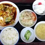 黄龍城 - 料理写真: