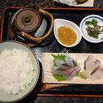 磯のがってん寿司 - 料理写真:鯛茶漬け1,080円