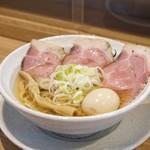 麺屋 優光 - ■淡竹(HACHIKU)800円