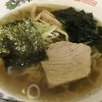 神子田朝市食堂 - 料理写真:ラーメン