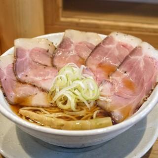 麺屋 優光 - 料理写真:■真竹(MADAKE)800円