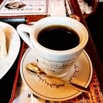 アラビゴコーヒー - 今日のコーヒーはブラジルブレンド
