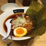 日本橋 鳥久 - 勝浦タンタンメン880円(税込)