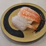 はま寿司 - えび三種盛 150円 (税別)♪