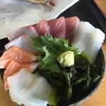 もとや - 海鮮丼