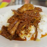 サリサリカリー - 料理写真:サリサリカリー