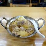 丸大ホール - 肉豆腐450円