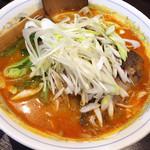 81895812 - 胡麻担々麺。