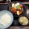 花ぶさ - 料理写真:ザンギ定食(648円)