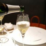 レフェルヴェソンス - Champagne Henriot Blanc de Blancs