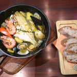 フレンチーナ - 此の日のお魚はウマヅラ