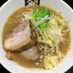 超純水採麺 天国屋 - 2018/3/4限定・天国屋式 二郎様インスパイア(800円)