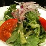 トラットリア オットブラータ - グリーンサラダ