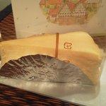 タカノ - ベイクドチーズケーキ