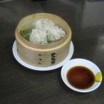 担々麺 杉山 - 「上海焼売」です。