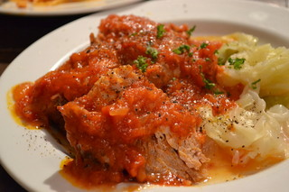 CAFE CABARET - 豚肩肉のラグー