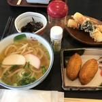 ヤマサちくわ - 料理写真:竹輪茶屋定食