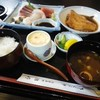 治作 - 料理写真:刺身定食