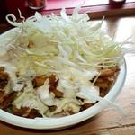 シモキタドネルケバブ - ケバブ丼