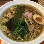 麺や まろみ - 限定 生姜醤油 ¥750
