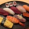 江戸之家 - 料理写真:ランチにぎり¥1100