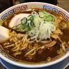 丸 中華そば - 料理写真:カレー中華780円