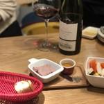 ワインバル アンドカワムラ -