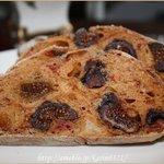 ラトリエ ドゥ プレジール - 日替わりローズのパン