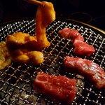 焼肉Furano Gen場 - ガス焼き