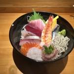 寿司酒場 おもてなし - 本日のまかない丼