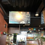 CARI cafe - メニュー