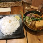 スープカレー KIFUKU -
