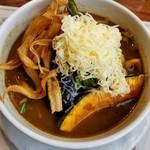 ファームヤード - スープスパイス野菜+チーズ+ゴボウチップ