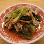 81914664 - 小松菜の煮浸し
