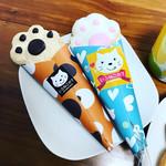 ベーカリー&カフェ ブルージン - 肉球可愛い♡