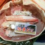 旬魚たつみ - むき身が美味しそう。