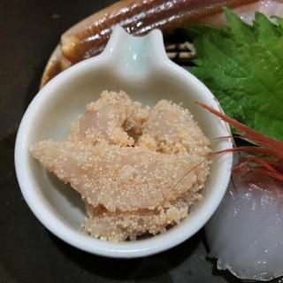 旬魚たつみ - 料理写真:郷土料理です。