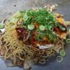 Okonomiyakihirano - 料理写真:お好み焼きそば