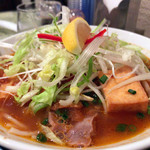 ベトナム料理専門店 サイゴン キムタン - Bun Rieu(塩海老ダシビーフン)