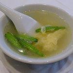 8192159 - ランチのスープ