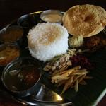 Spice&Dining KALA - ノンベジミールス╰(*´︶`*)╯♡