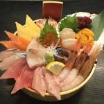 どんぶり茶屋 - 小樽特選丼 2680円