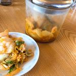 熱烈タンタン麺一番亭 - 料理写真:キムチ〜
